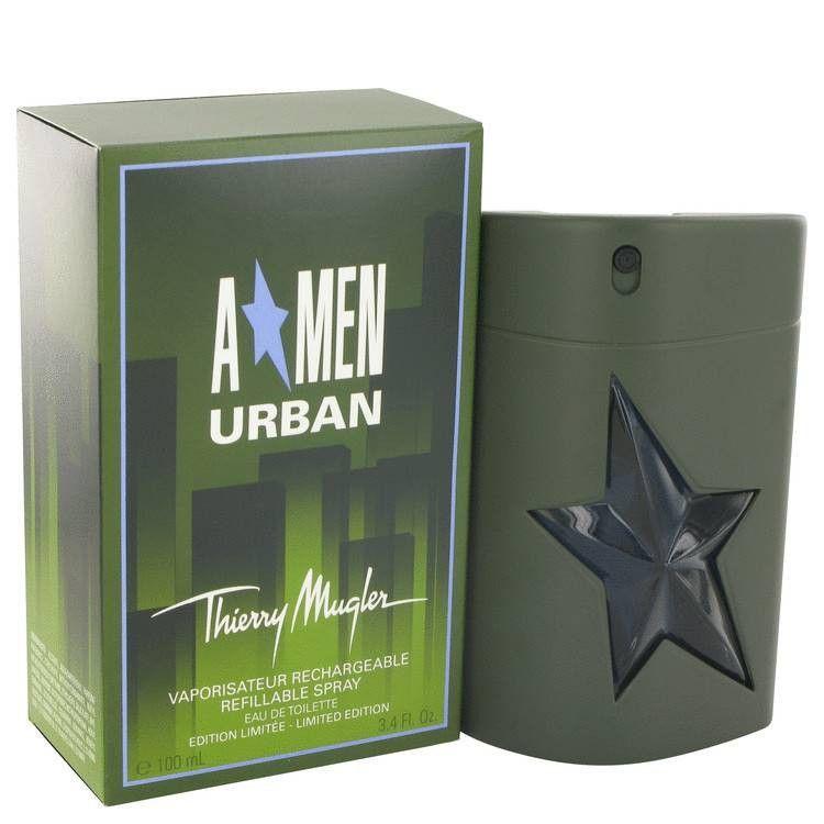 Angel Urban Cologne By Thierry Mugler 3 4 Oz Eau De Toilette Spray