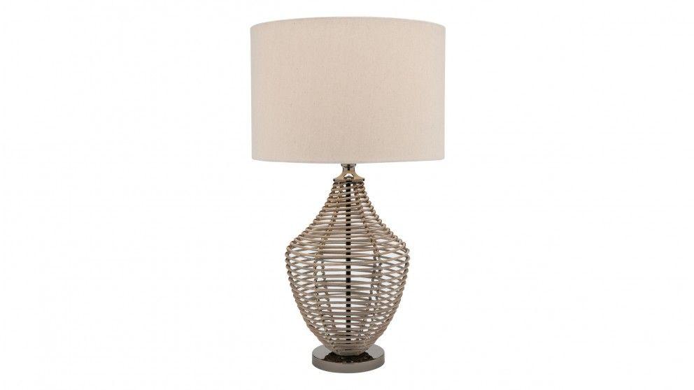 Peta Table Lamp 169 Harvey Norman Table Lamp Lamp Drum Shade