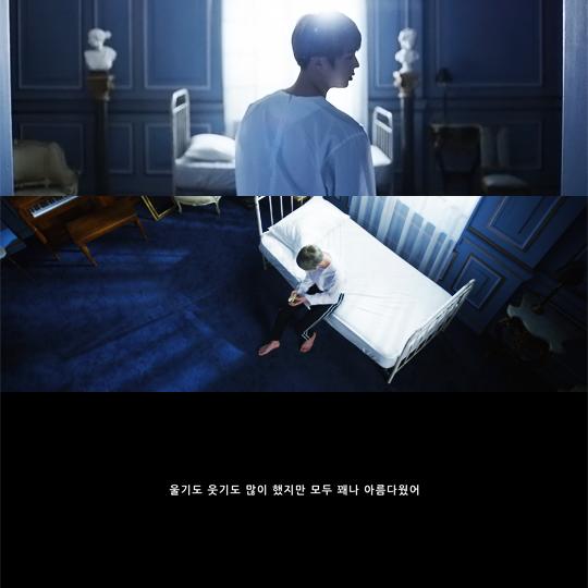 Jin ❤ 방탄소년단 (BTS) WINGS Short Film #7 AWAKE #BTS #방탄소년단
