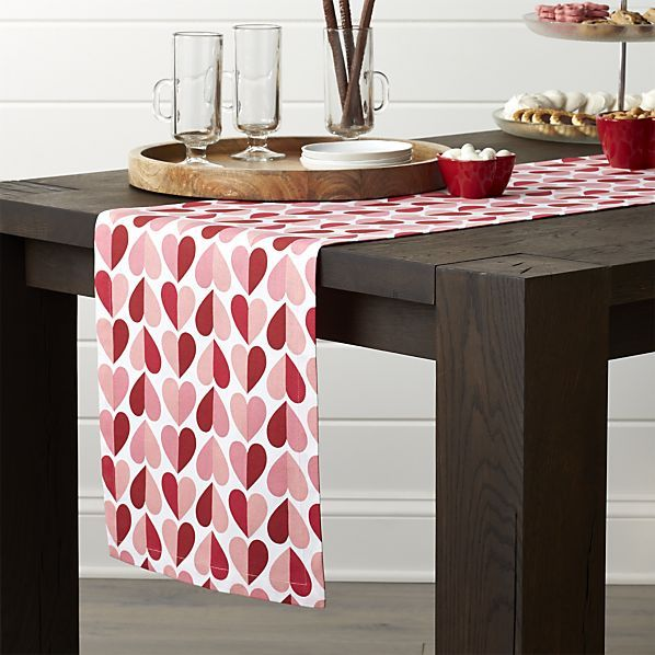Artists & Designers | Table runners, Crate, barrel ...