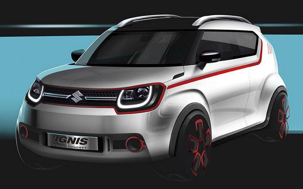 Suzuki To Show Chunkier Ignis Trail Concept In Tokyo Tokyo Motor