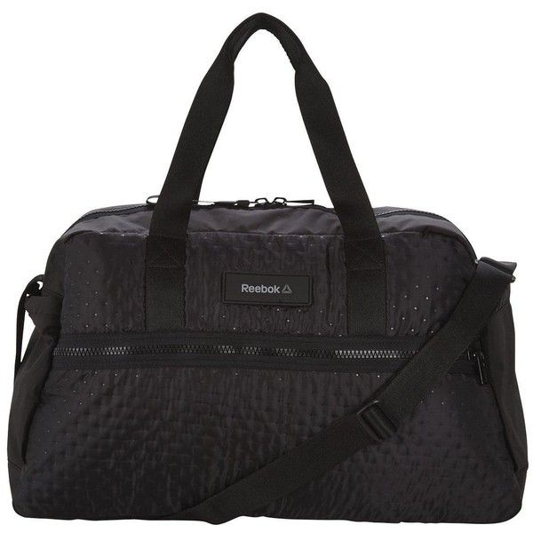 Reebok Yoga Duffle Bag 46 Liked On Polyvore Featuring Bags