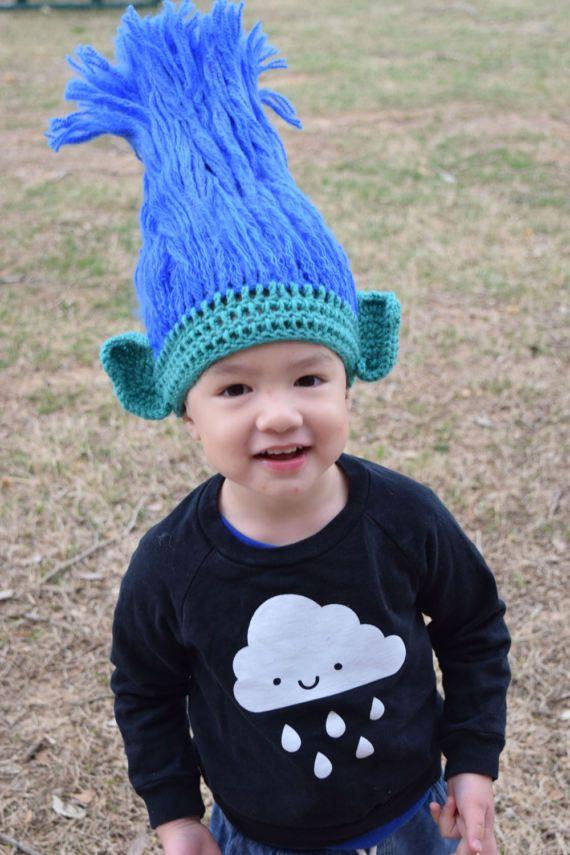 Dreamworks Trolls Costume Ideas for Kids  235dbb977c1