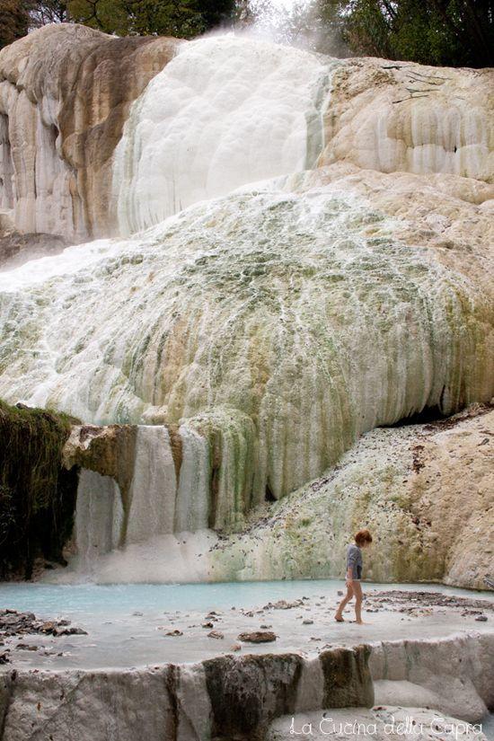 Bagni San Filippo Italy Victoria Hove Travel And Adventure