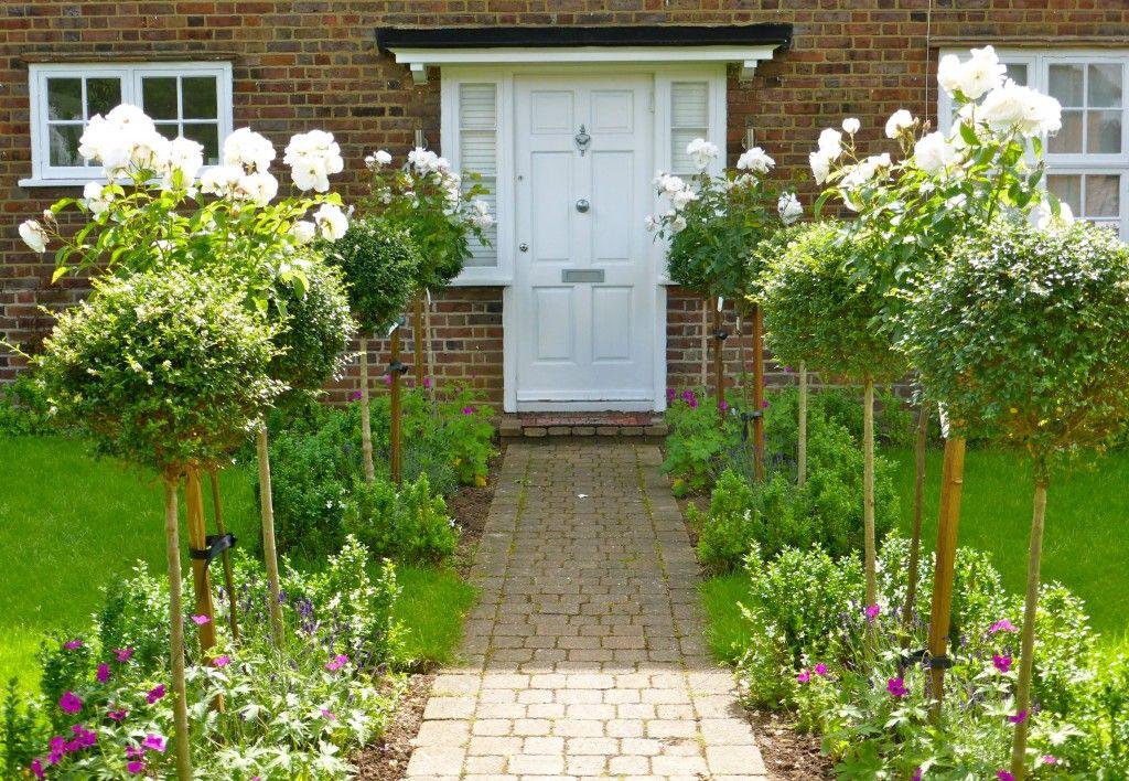 Traditional English Cottage Garden - Hampstead Garden Design