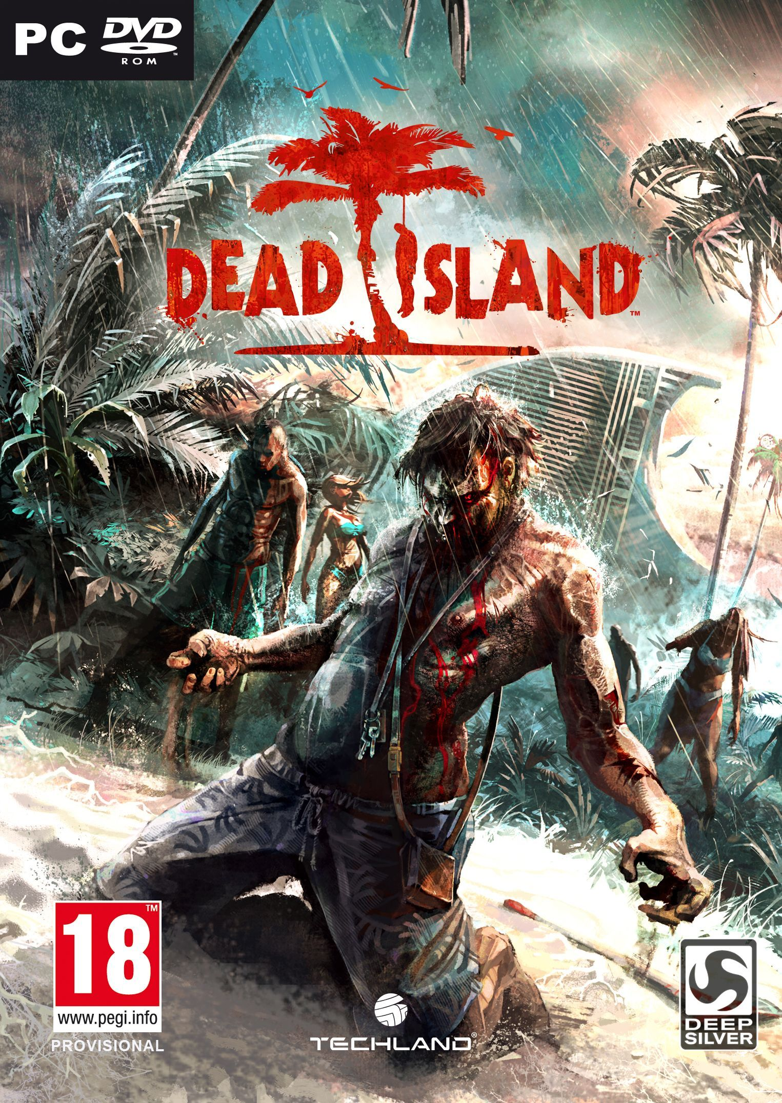Image result for Dead_Island cover pc