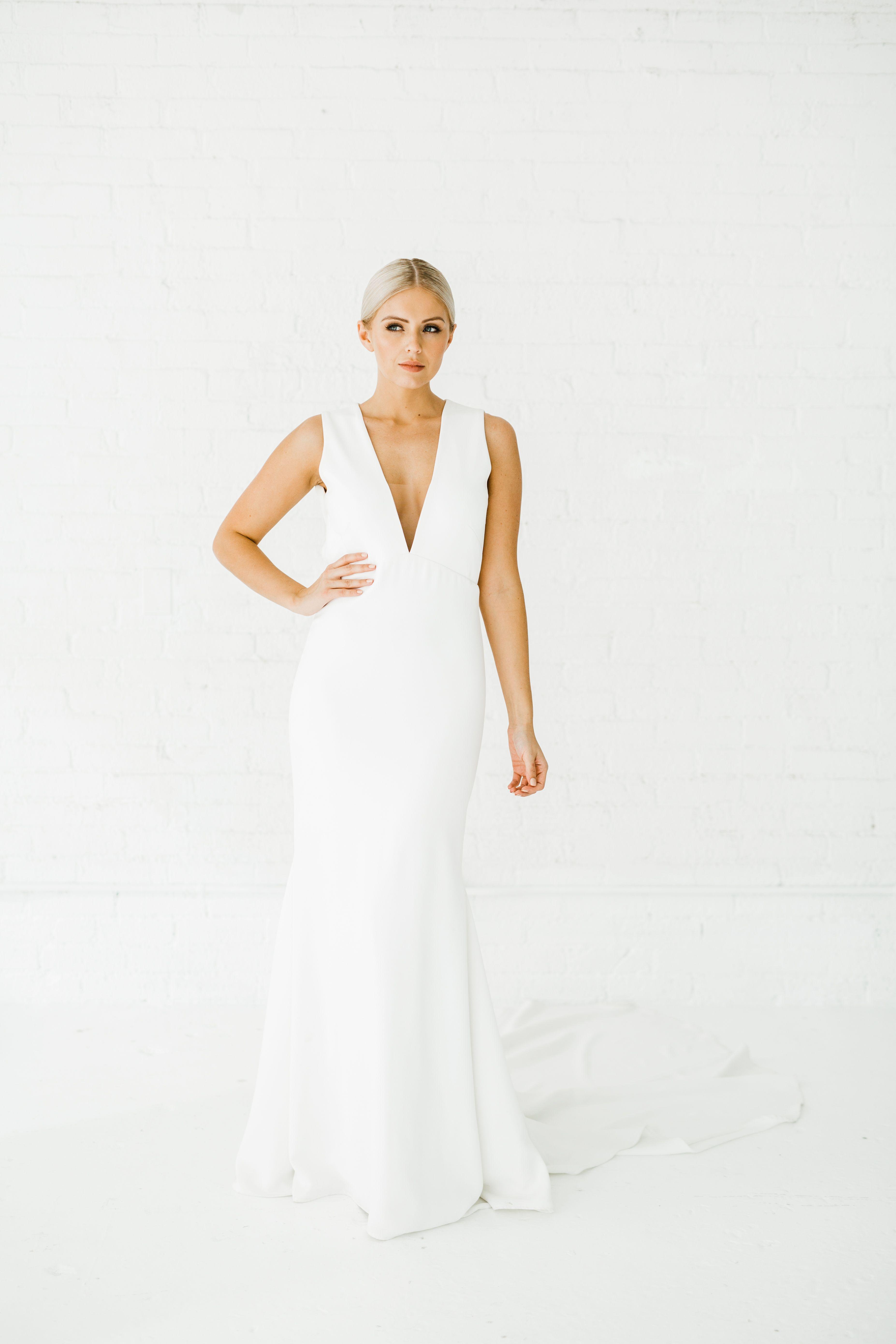 Marlow Alyssa Kristin Chicago Wedding Dress Designer Agnes Rasek Photography Dramatic Wedding Dress Wedding Dress Prices Fitted Wedding Dress