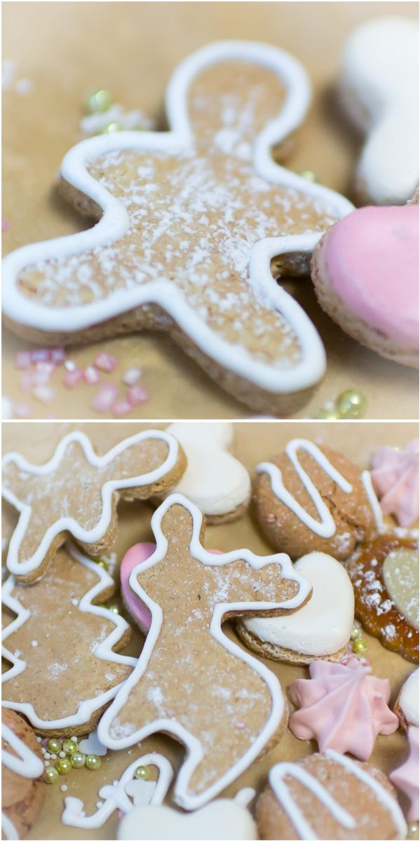 Frau Zuckerfee: Rezept für einfache Weihnachtsplätzchen, Kekse mit Royal Icing verzieren
