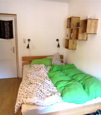 LiveLoveStudy: Das ideale Nachttisch-Wand-Regal