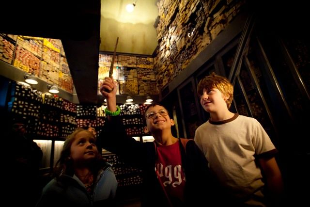 Ollivanders at the Wizarding World of Harry Potter Orlando