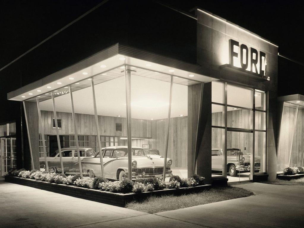 Vintage Ford Dealership Http Kellyford Com Vintage