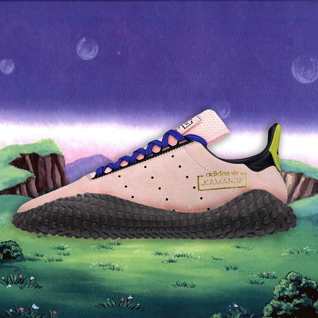 sneakers for cheap 1805b 61a02 Majin Buu-inspired Kamanda of Dragon Ball Z  adidas forthcoming…""