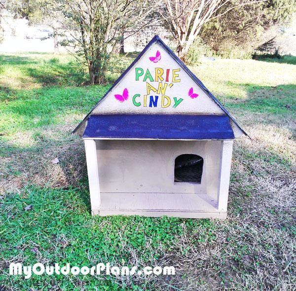 Cat House Diy, Cat House Plans