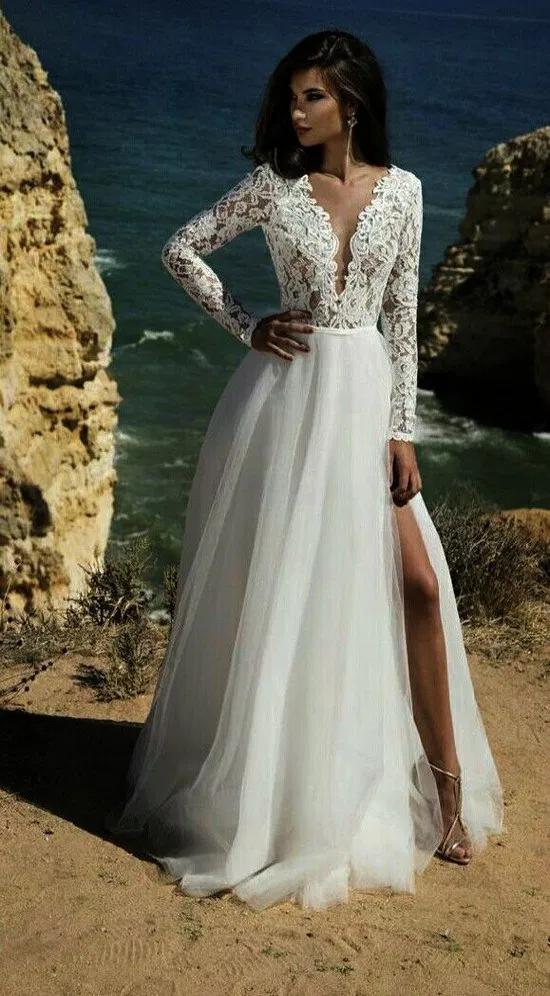 Vintage Wedding Simple Wedding Dress Pinterest Addicfashion