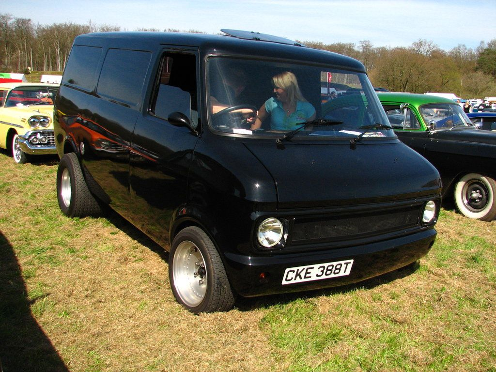 All Chevy 1978 chevy van for sale : Bedford CF by smevcars on deviantART| (Looks Like A 1968 Chevy Van ...