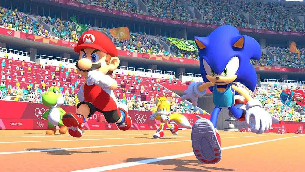 Cool Mario Sonic At The Olympic Games Tokyo 2020 Review Not Gold Medal Material Pokemon Stadium Vbs Olympics Olympic Games