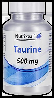 Taurine Nutrixeal en 2020 | Complément alimentaire ...