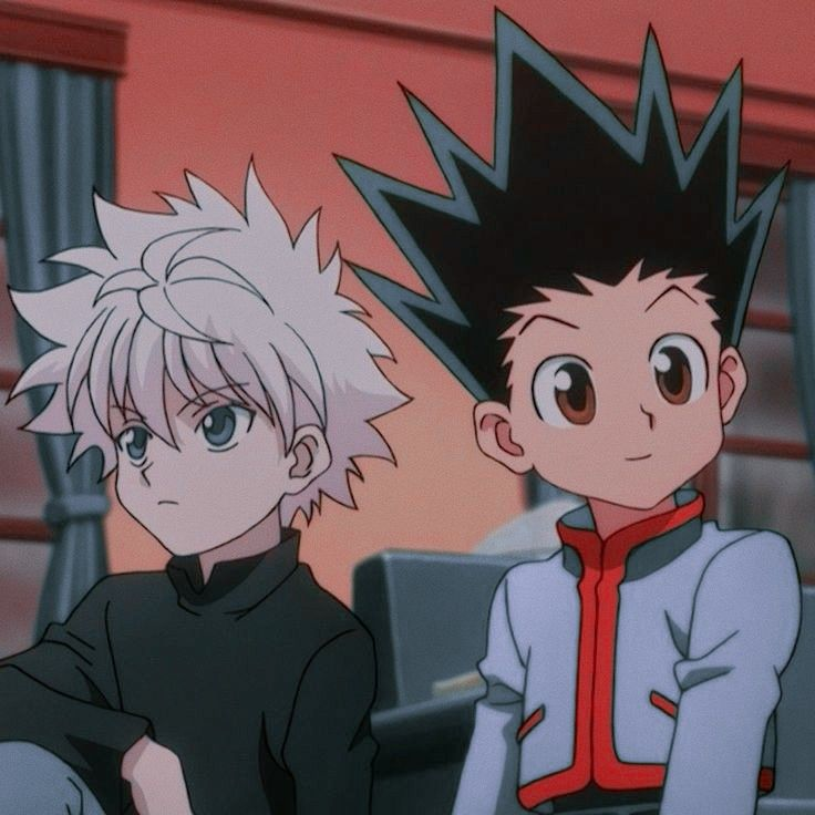 𝕳𝖚𝖓𝖙𝖊𝖗 𝖝 𝕳𝖚𝖓𝖙𝖊𝖗 In 2020 Hunter Anime Aesthetic Anime Anime