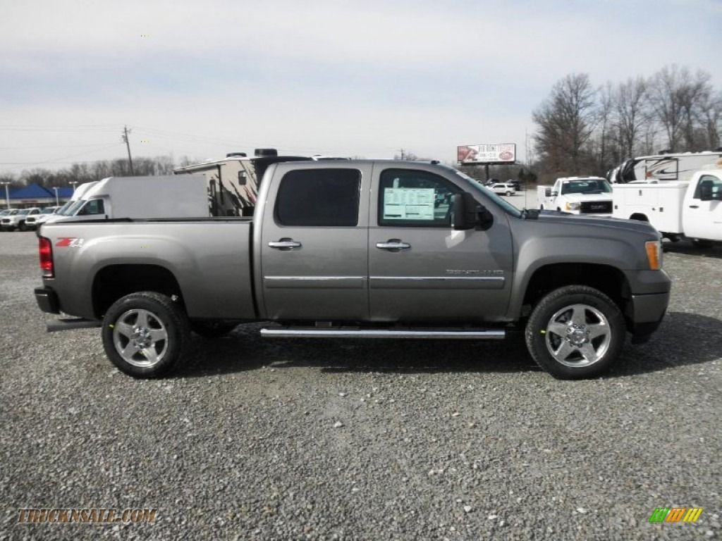 Gmc 2500 Hd Denali 2013 Gmc Sierra 2500hd Denali Crew Cab 4x4 In