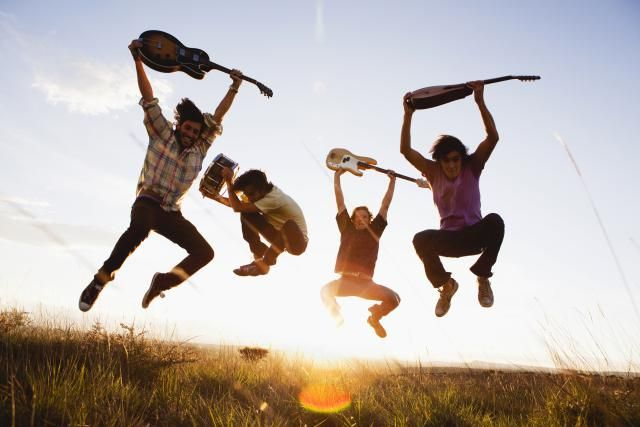 Having a good band photo can help you get more press. Follow these tips to find a photographer, set up the photos and produce striking, usable images.