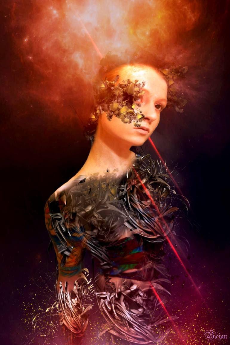 "Saatchi Art Artist Bojan Jevtić; Photography, ""I'll Be Back"" #art"