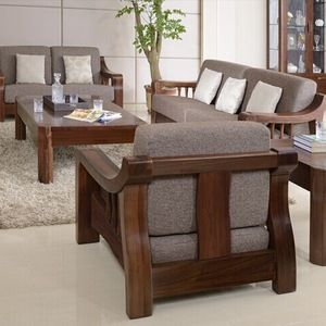 Source Teak Wood Sofa Set Design For Living Room Living Room Furniture Design On M With Images Furniture Design Living Room Furniture Design Wooden Living Room Sofa Design