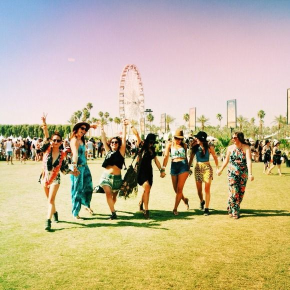 Coachella Photo Diary | Free People Blog