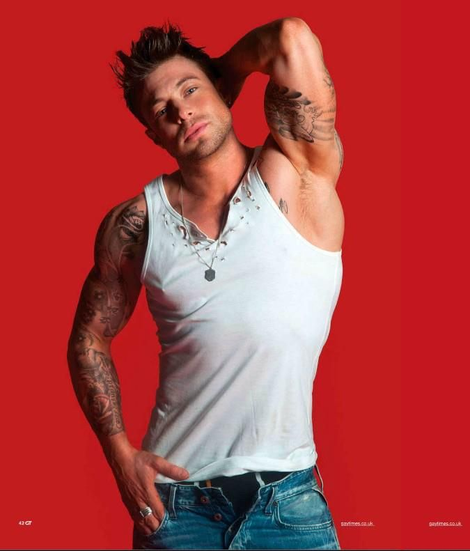 Apologise, but, duncan james gt speaking, obvious