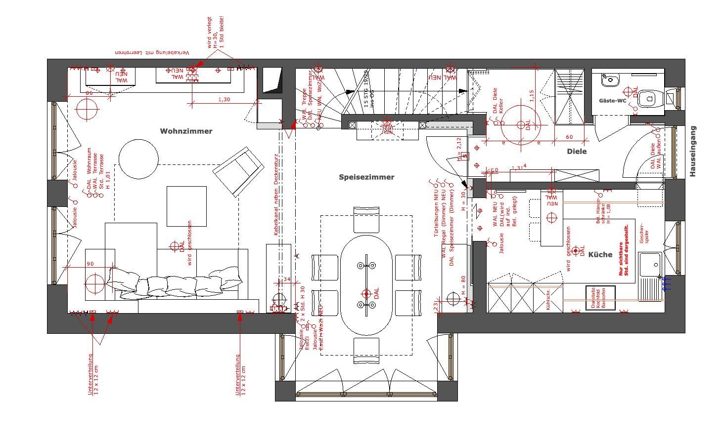 Berühmt Cat6 Schaltplan Für Häuser Bilder - Schaltplan Serie Circuit ...