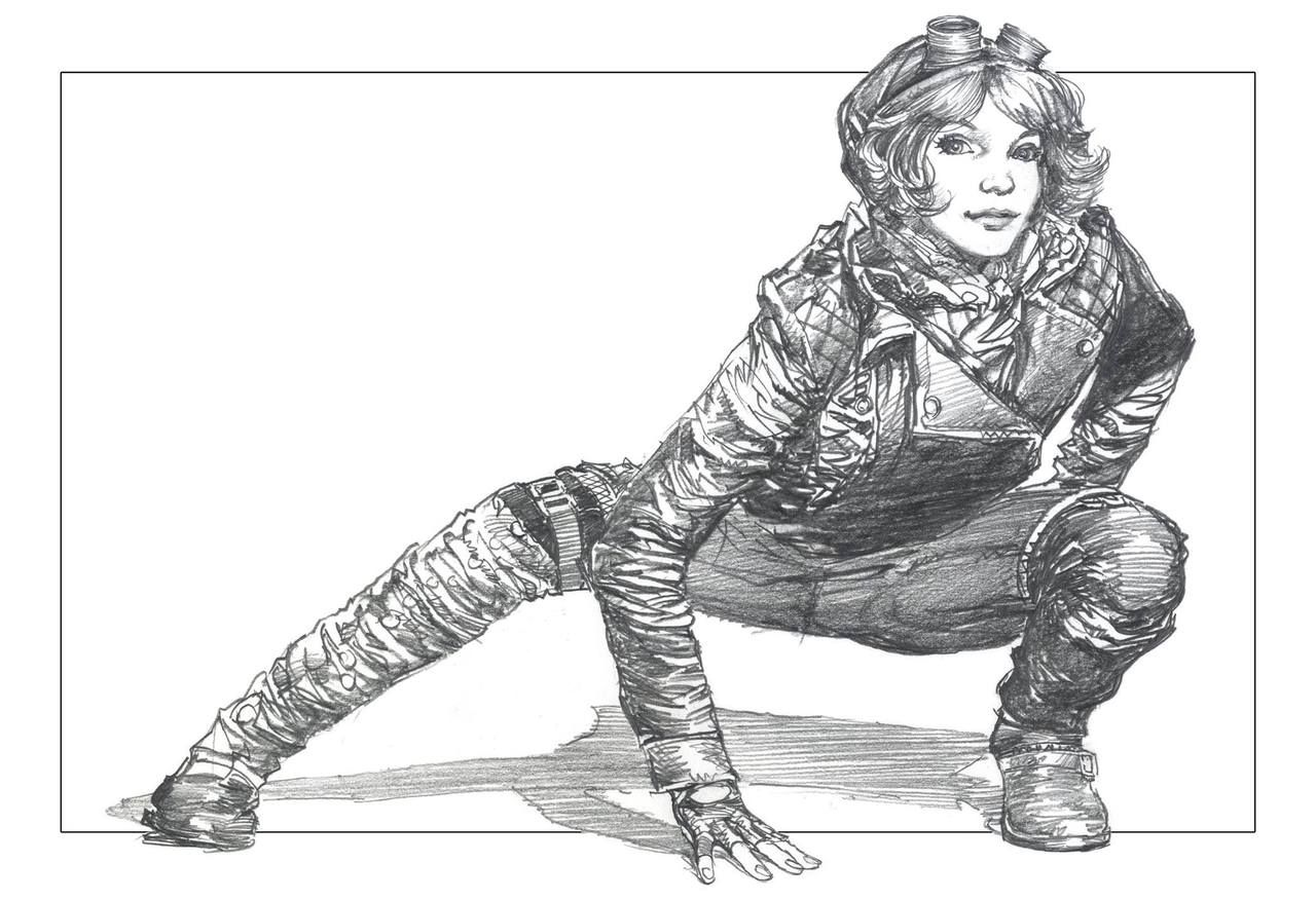 Gotham: Cat - Selina Kyle by Neal Adams *