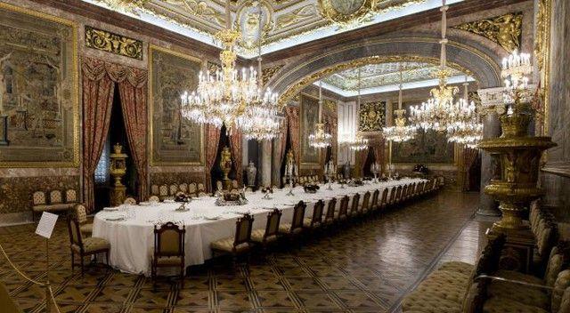 Comedor de Gala. Palacio Real