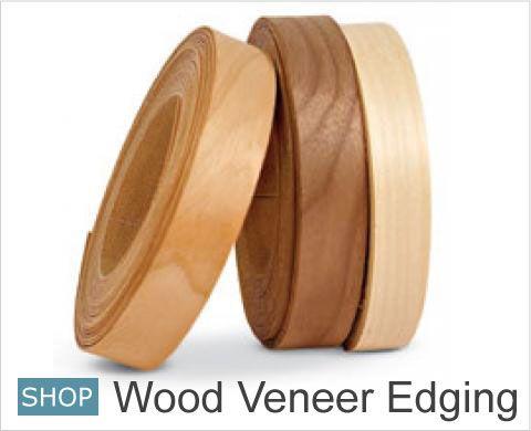 Wood Veneer Sheets & Edging | Wooden Castle Plywood Kit
