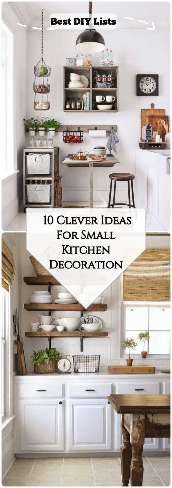 Photo of Home Interior Art New Small Kitchen Decoration #kitchendecoration