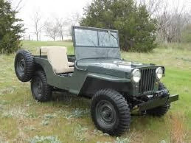 Used Willys Jeep For Sale Mumbai Mumbai Classifider Com Willys