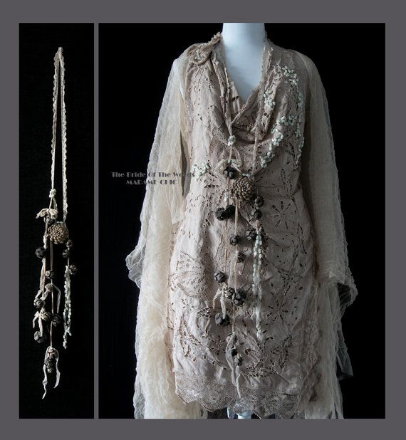 OOAK   Woodland  RESERVED for The Bride Of by MADAMECHICDEFRANCE, $125.00