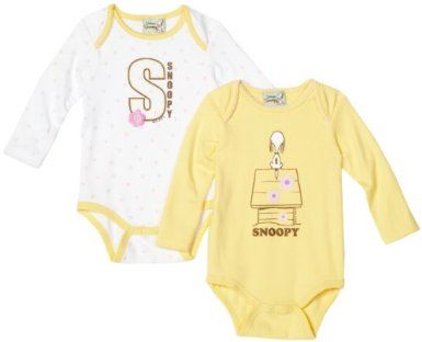 9d05349e325b Amazon.com  Franco Apparel Baby-Girls Infant Snoopy Peanuts 2 Piece ...