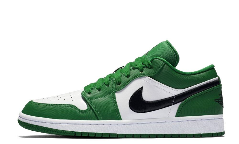 Now Available Air Jordan 1 Retro Low Pine Green In 2020 Air Jordans Retro Jordan 1 Low Air Jordans