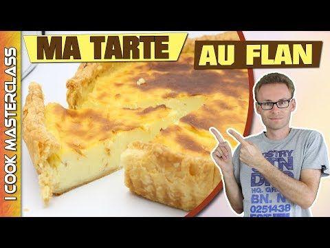 Ma recette de la tarte au flan pâtissier avec pâte feuilletée : Comment la réussir ?