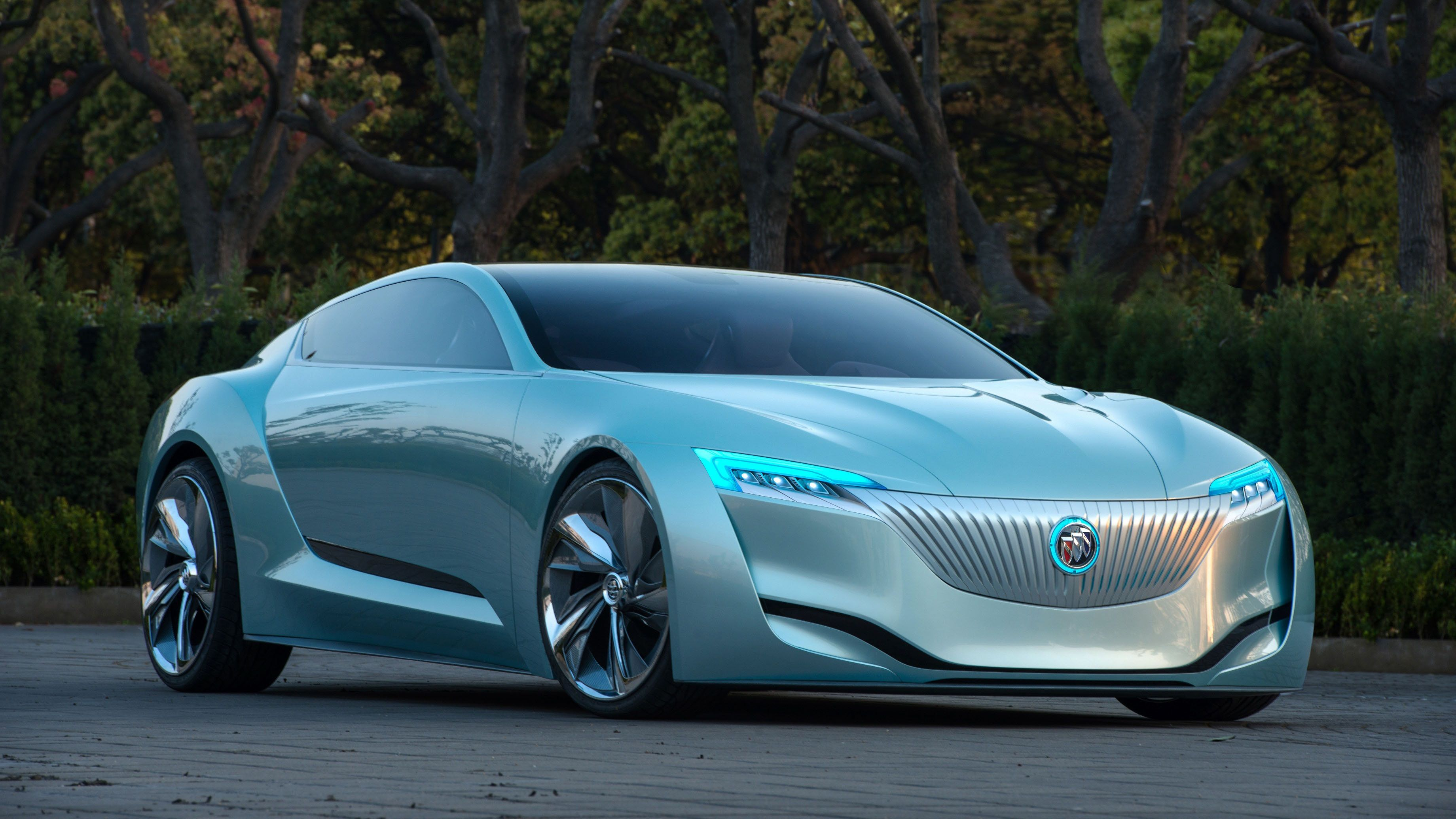 Buick riviera concept showcases the raw power of water motoramic yahoo autos