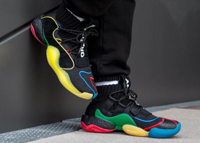 "cheap for discount 008ce c7d91 Pharrell x Adidas Crazy BYW X ""Gratitude Empathy"" Review ..."