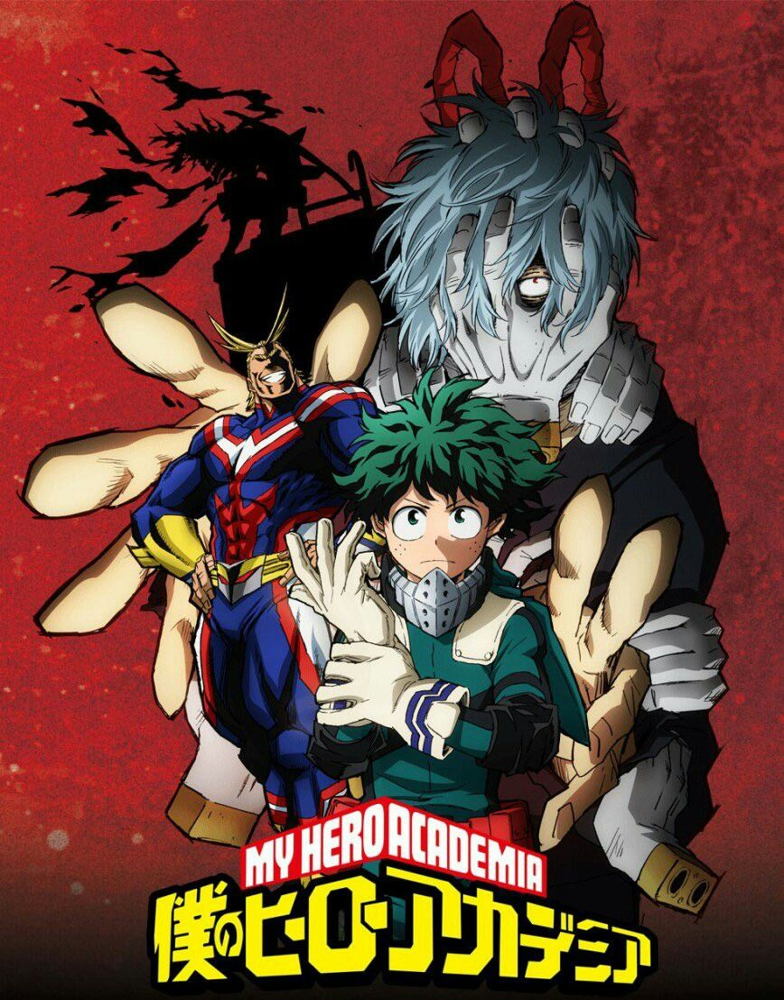 Boku no Hero Academia Season 2 mha (With images