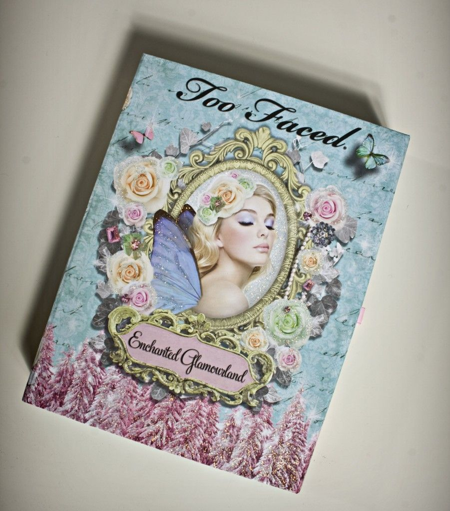 Review Too Faced Enchanted GlamourLand Makeup geek, Too