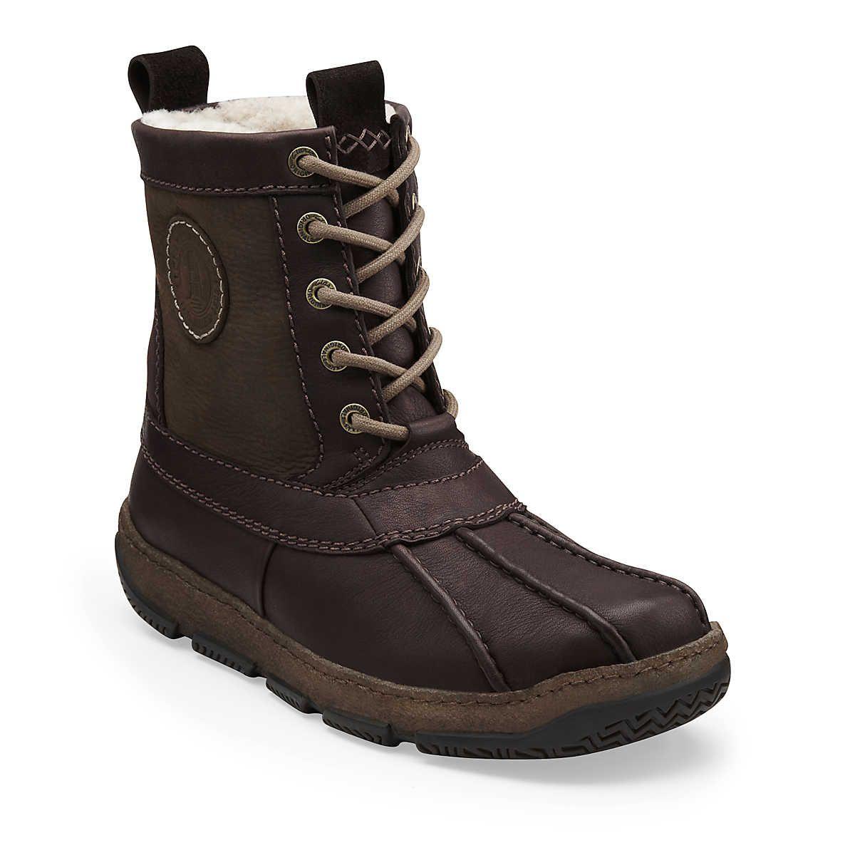 clarks winter boots mens