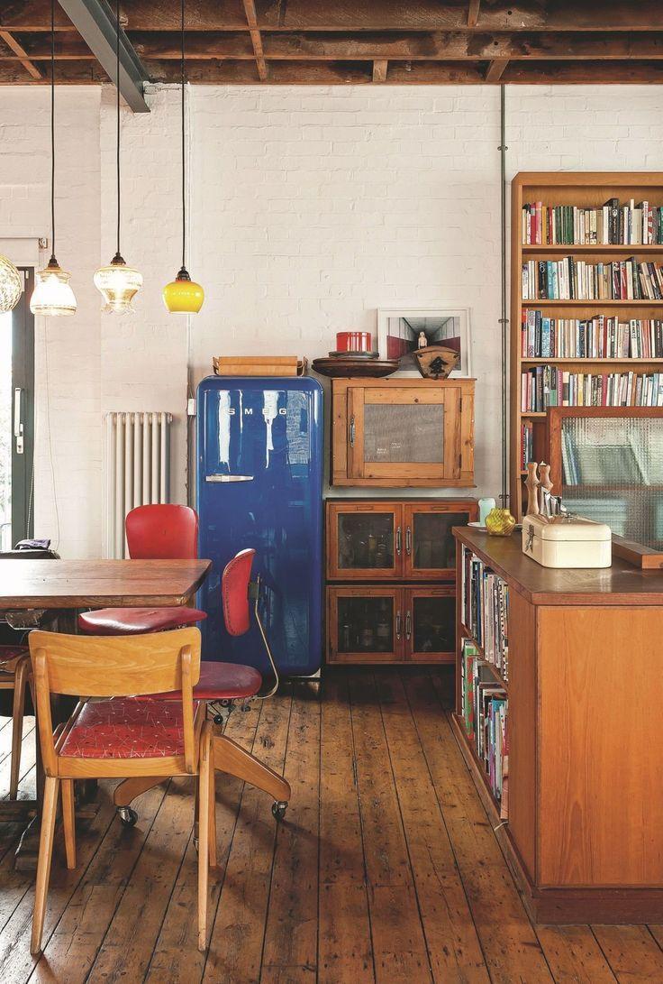 Shoreditch Design Rooms: Repurposed Loft In Shoreditch