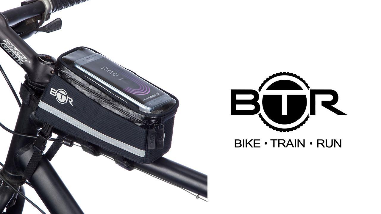 BTR Under the Crossbar Frame Corner Bike Storage Bag