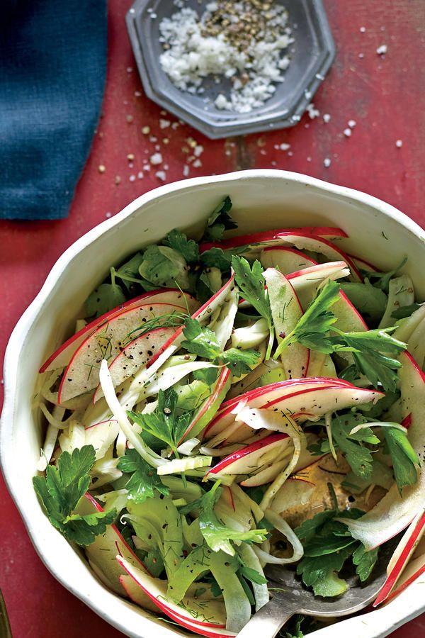 Coleslaw Recipes: Fennel-Apple Slaw Recipe (Apple Recipes Salad)