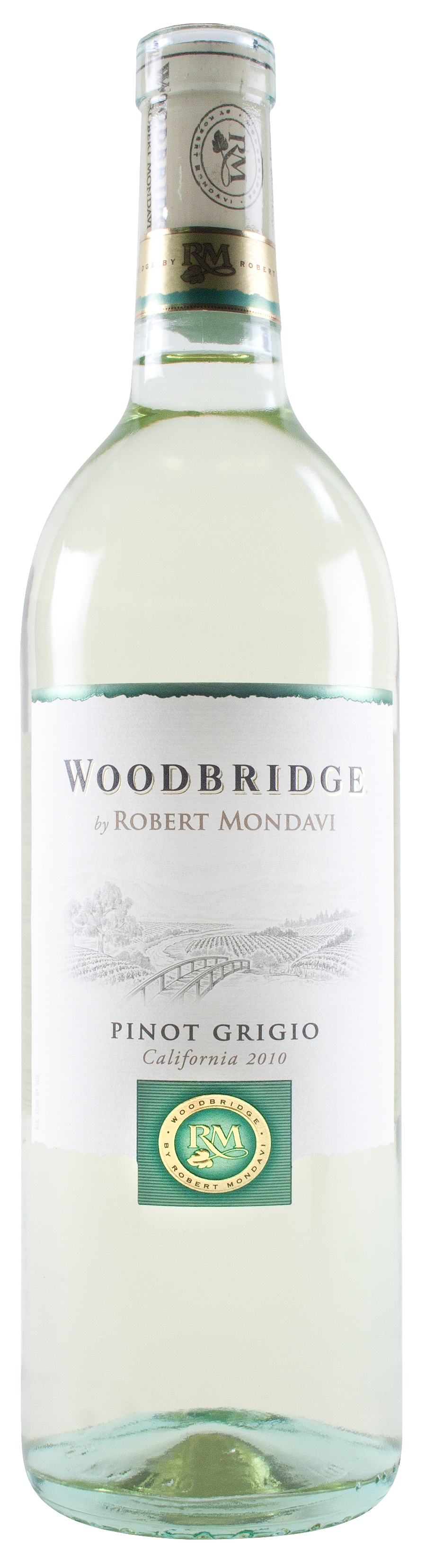 Woodbridge Pinot Grigio is the wine I like to drink at home.