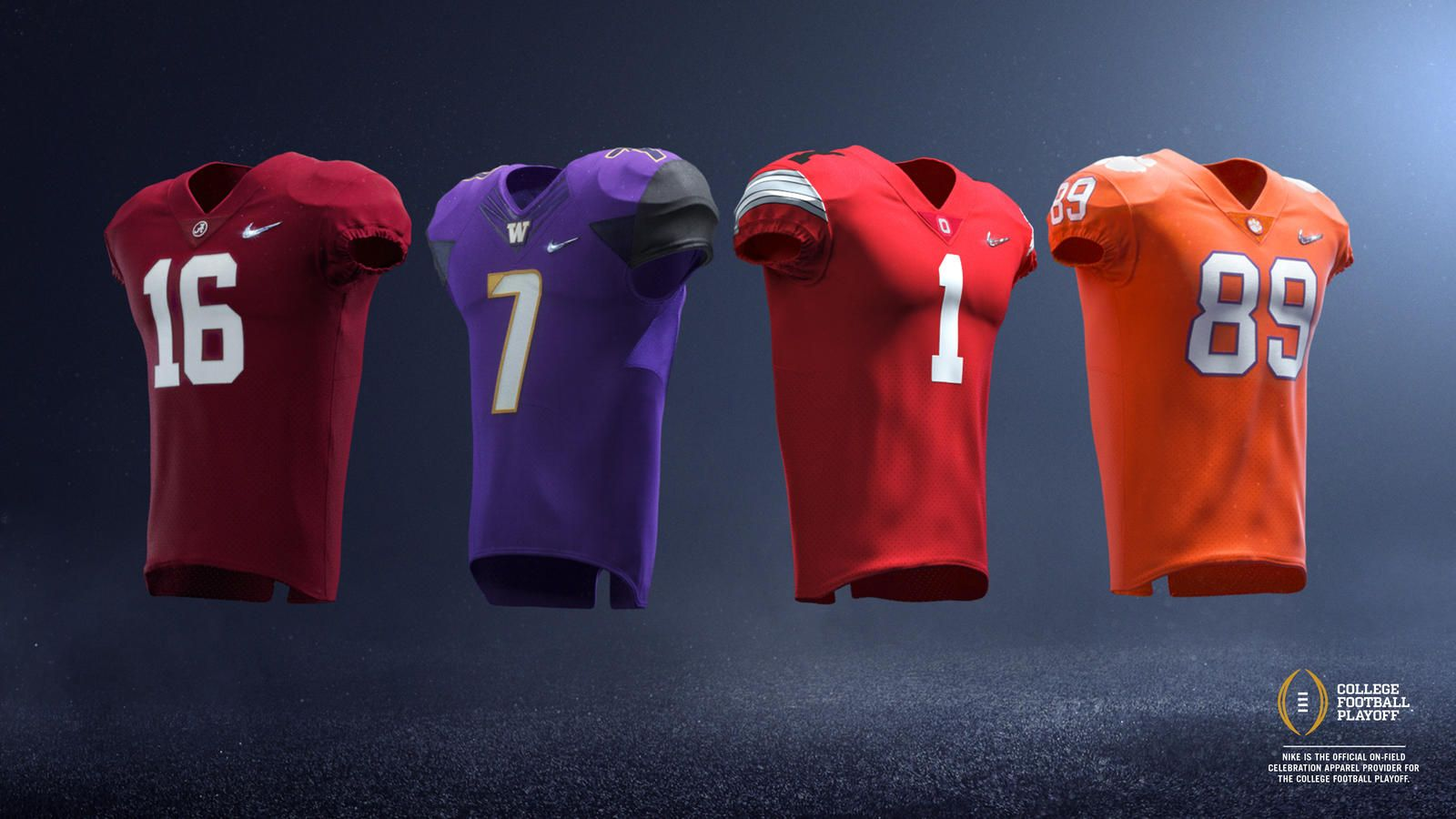Nike News - Nike Dominates the College Football Playoff