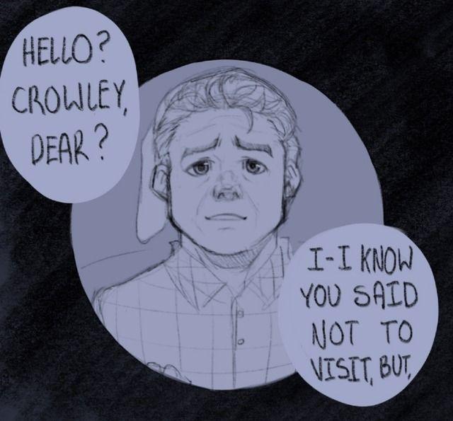 Crowley Tumblr