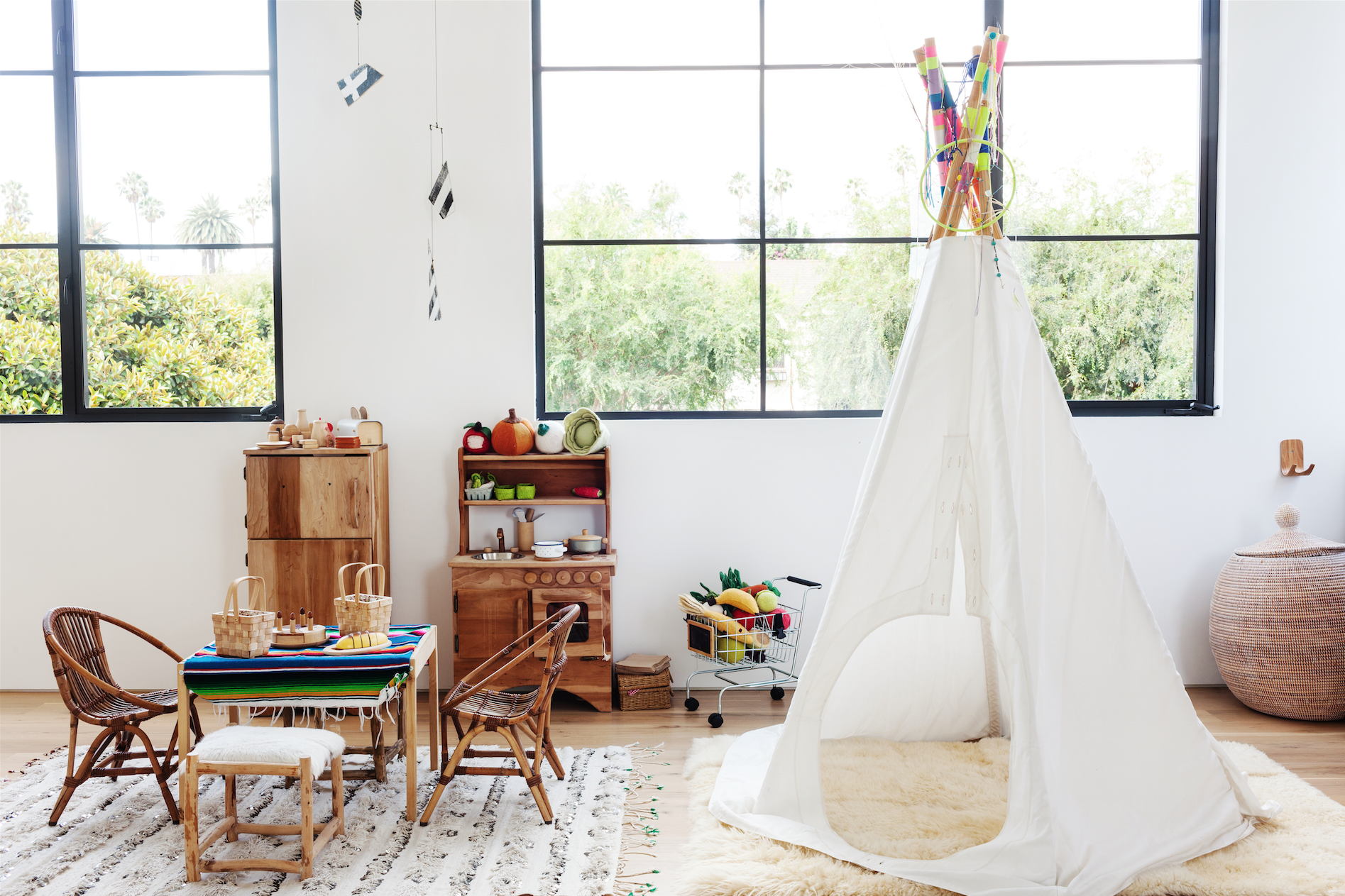 Tour Designer Jenni Kayne's Rustic and Airy Abode